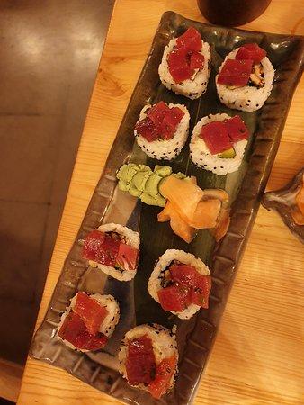 Les sushis de Séville