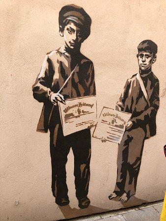 Regular 2 hr walking tour of Jewish Vilnius: Jewish newspapers