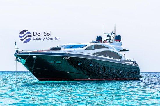 Del Sol Luxury Yacht Charter