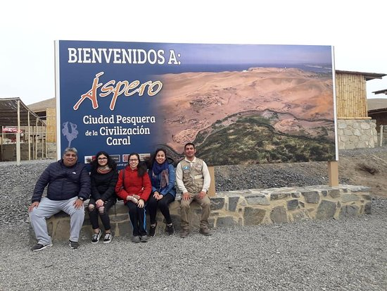 Puerto Supe, Peru: Muchas Gracias!!! por visitarnos vuelvan pronto.....