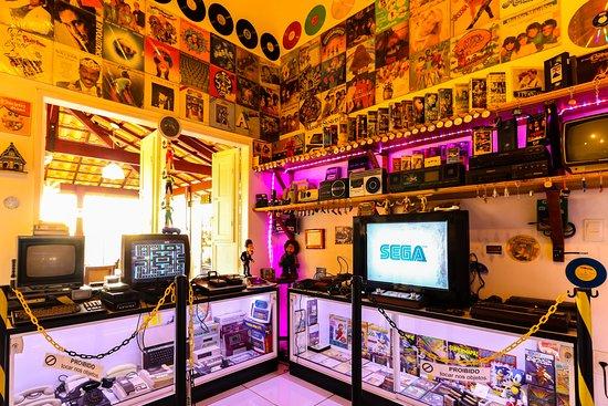 Anos 80 Museu da Nostalgia