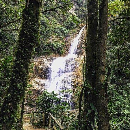 Cascadas naturales