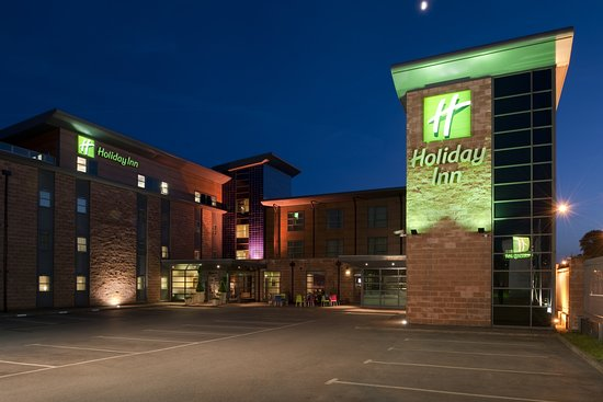 Creamfields - Review of Holiday Inn Manchester Central Park