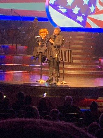 Terry Fator - The Voice of Entertainment (Las Vegas