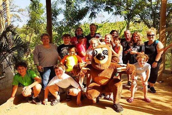 游轮家庭Manawakie生态公园文化之旅