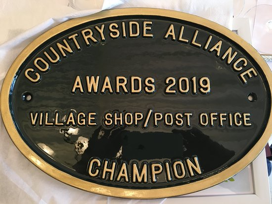 Hampstead Norreys, UK: Visit the Village Shop of the Year!!