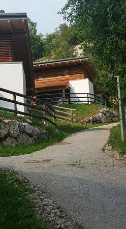 Een van de vakantiewoningen op Camping Resort Drena - Italie