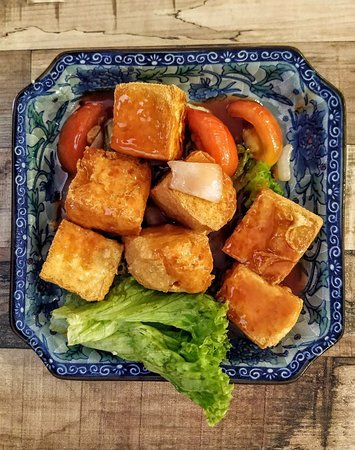 Tasty tofu and low prices
