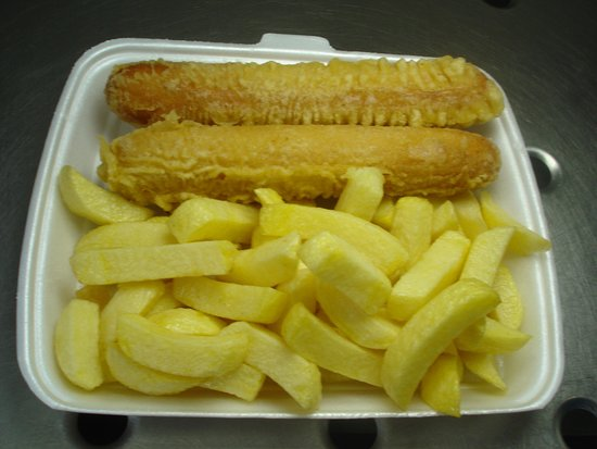 Marcos Fish Chips Ayr Menu Prices Restaurant