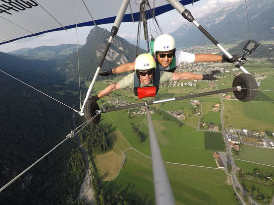 Fly Interlaken Hanggliding