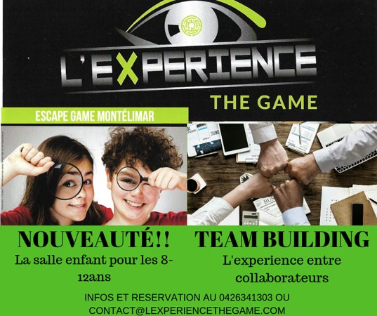 L'Experience the Game ESCAPE GAME