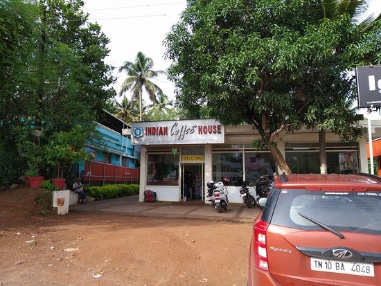 Angamaly, Indie: Indian Coffee House