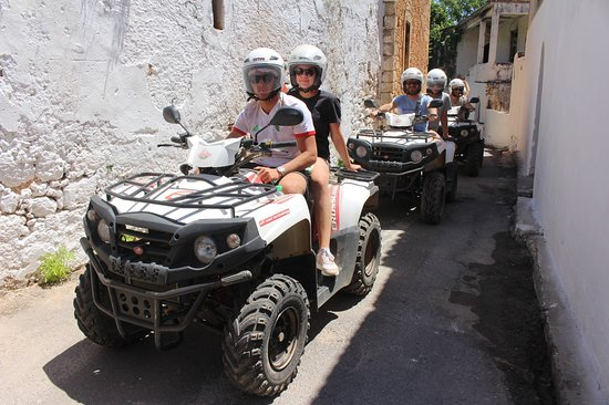Half Day 50 Km Quad Safari Rethymno Crosscountry Experience Φωτογραφία