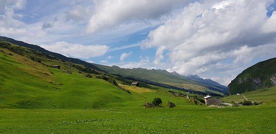 Safien, Szwajcaria: Umgebung
