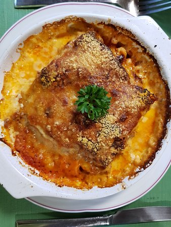 Safien, Szwajcaria: Top-Lasagne