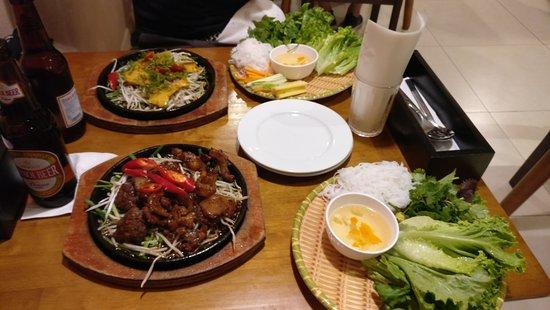 Hanoi inside