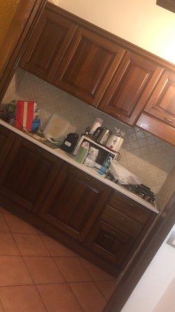 Camera cucina