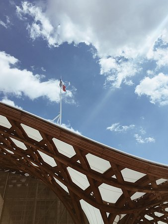 Centre Pompidou-Metz Φωτογραφία