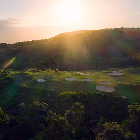 Jamaica's best golf course - 18 holes of lush beauty