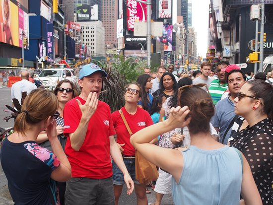 Таймс-сквер иТеатральный квартал: Seeing Times Square like a local