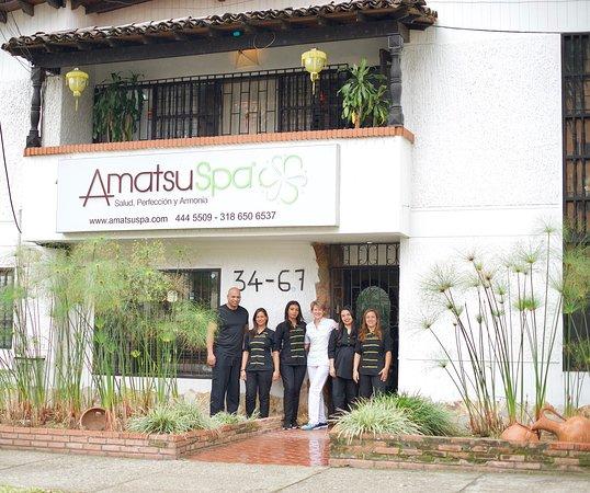 Amatsu Spa, Salud, Perfección y Armonía