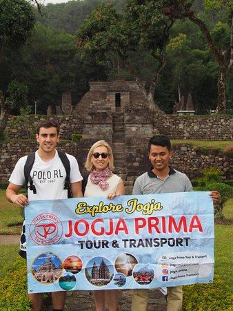 Sukuh Cetho temple tour