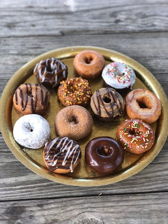New Paris, OH: Variety of donuts made fresh daily!