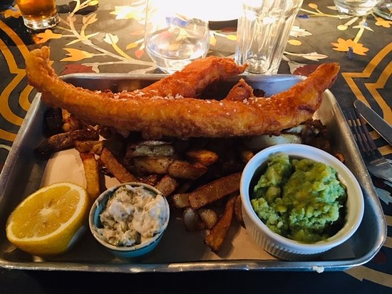 As You Like It: Fish and chips