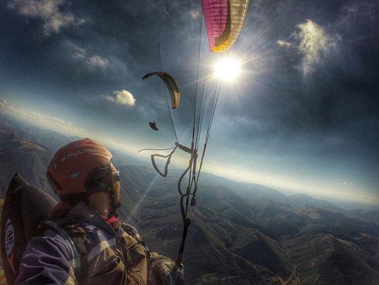 Tribalj, Kroatia: paragliding mountains