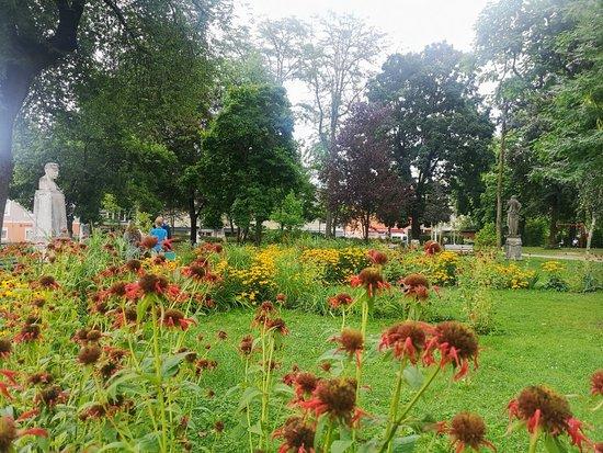 Villach, النمسا: Schillerpark