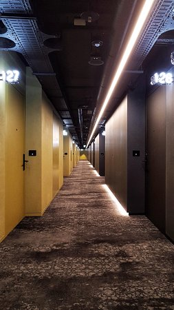Corridor on 1st floor