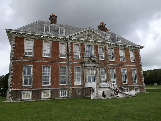 Uppark House and Garden: Uppark house