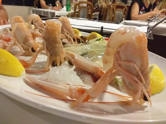 Ottimo ristorante della marina
