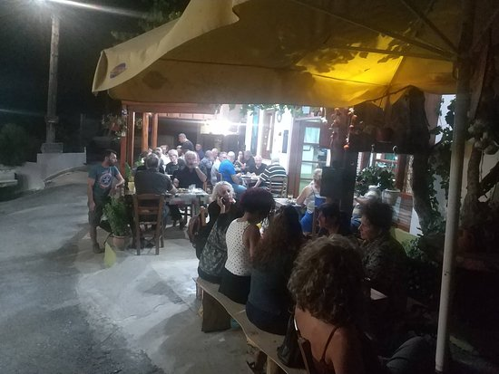 Amari, Grecja: Αύγουστος 2019