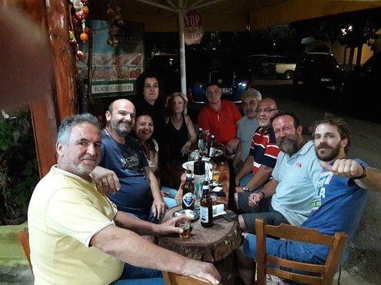 Amari, Grecja: τα Ξημερώματα στα ΞΗΜΕΡΏΜΑΤΑ!!