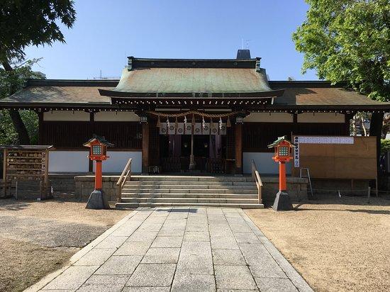 Tsutsui Hachiman Shrine