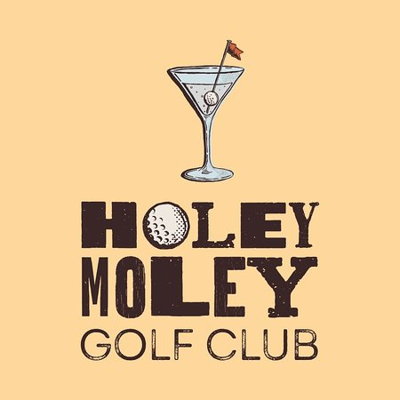 Holey Moley Golf Club Carousel