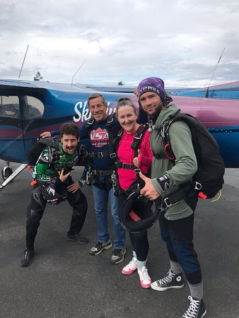 Victoria Skydiving ภาพถ่าย