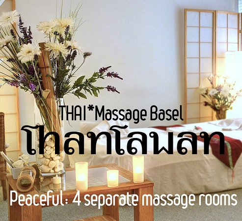 THAI*Wellness Massage Basel: ThanTawan HealthCare: Thai Massages & Wellness Basel
