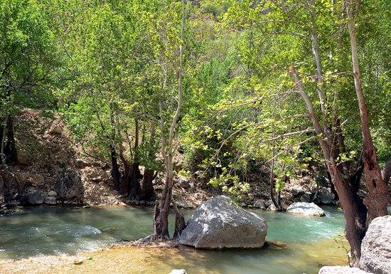 """The strait always has special and very favorable weather conditions due to its location among two or more mountains. Now river and cool breeze add the cool weather to find out of the lovely places. Bostanak strait, known as the """"Missing Paradise"""", is located in Marvdasht, Fars province. The strait is a protected area with an area of 15324 hectares. The height of the Strait is between 1700 and 2700 meters, which brings the cool weather into the hottest seasons of the year."""