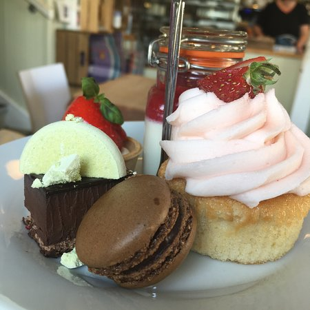 The best afternoon tea we've ever had!