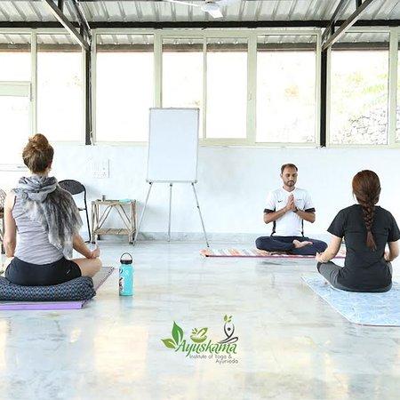 yoga classes ayuskama rishikesh
