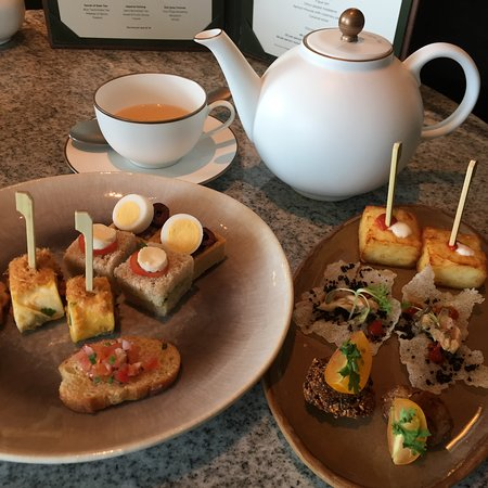 One of the best high tea