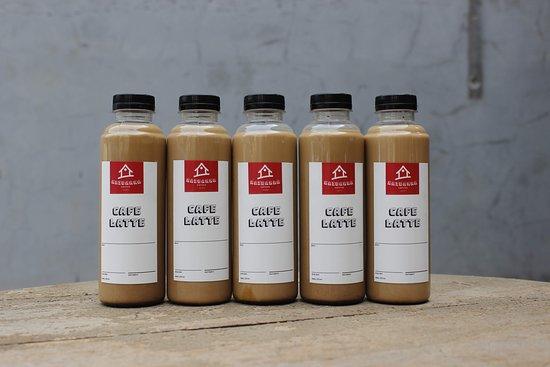 Kaibarra Coffee: Cafe Latte