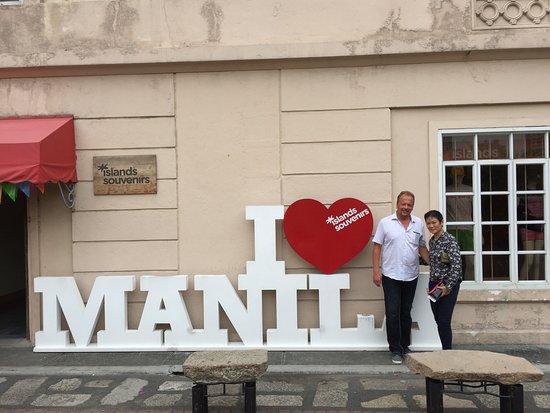 I love Manila