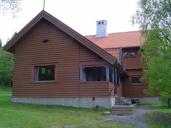 Sommarhagen - Wilhelm Pettersson-Bergers bostad
