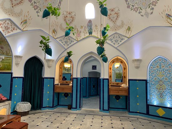 Qazi Persian Bath