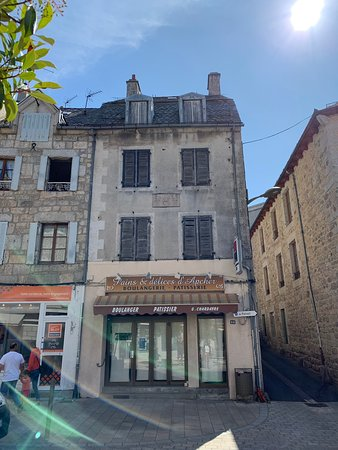 Saint-Chely-d'Apcher ภาพถ่าย