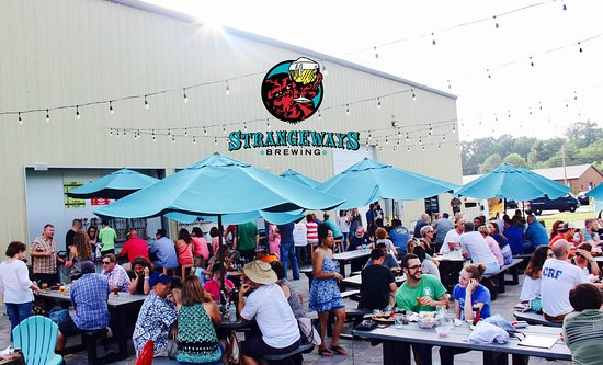 Strangeways Brewing Fredericksburg