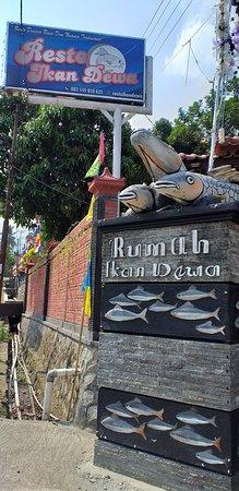 Resto Ikan Dewa – slika